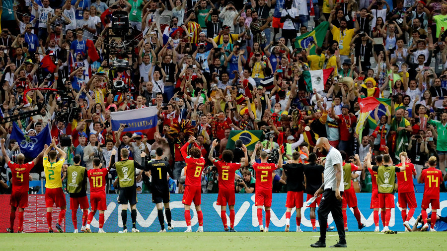 'This World Cup is ridiculously good': Belgium send Brazil packing in Kazan classic