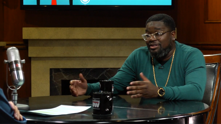 Lil Rel Howery on fame, 'Get Out,' and Tiffany Haddish