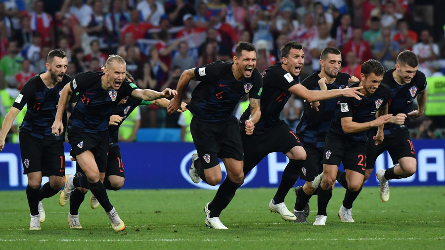Russia bow out of World Cup after agonizing shootout defeat to Croatia (AS IT HAPPENED)