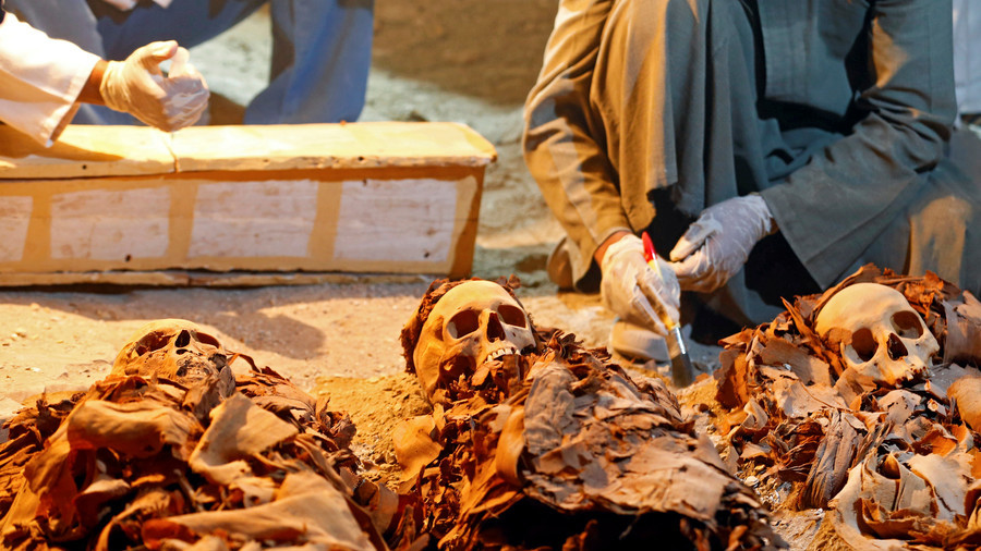 2-headed ancient Egyptian mummy shown to public for 1st time (PHOTO)