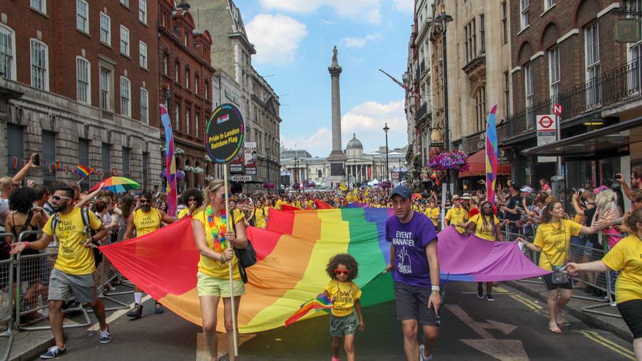 'We're sorry': London Pride organizers apologize after 'disgusting' stunt by anti-trans group