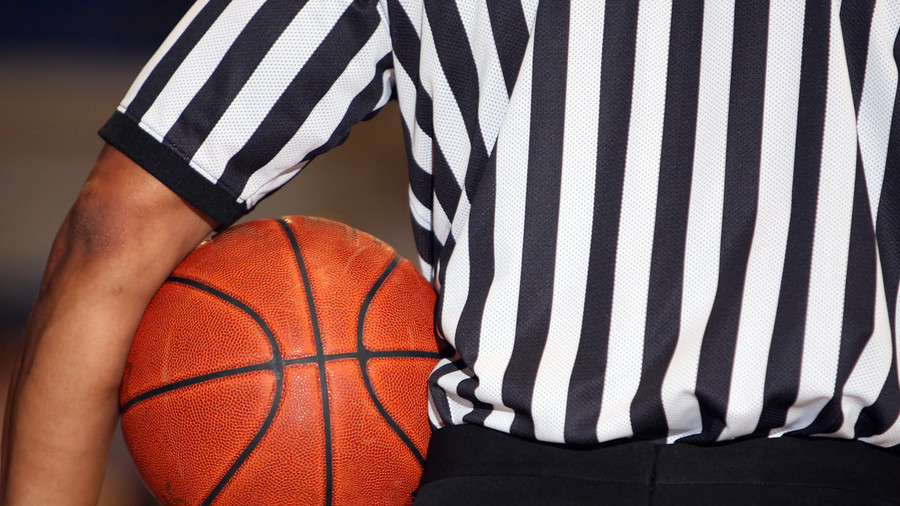 Basketbrawl: Referees and players in massive on-court bust up
