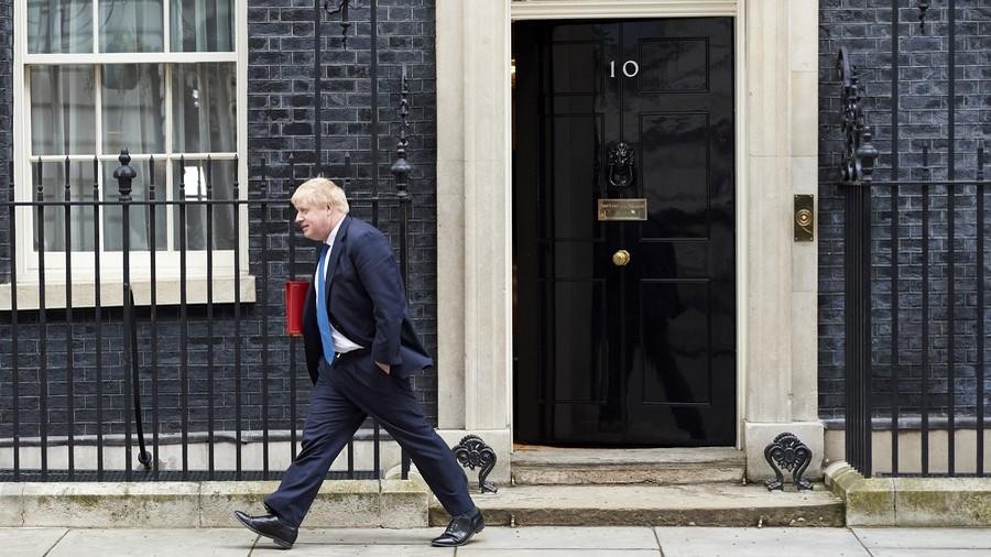 'Even King of political eccentricity' has left: Russian FM spokesperson on Johnson's resignation