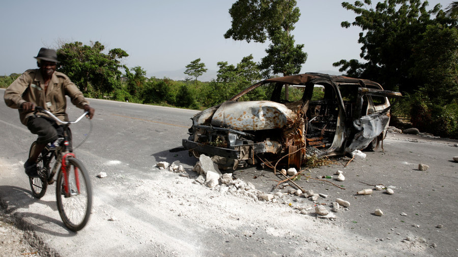 Failed by the West: Haiti violence puts spotlight on years of aid abuse