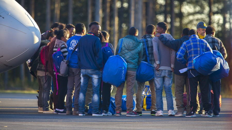 '80% were grown-ups': Swedish dentist fired for exposing migrant 'kids' as adults talks to RT