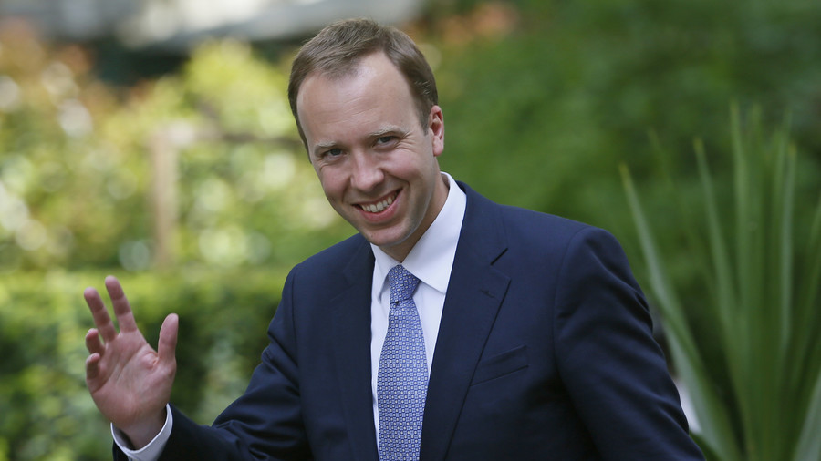 New health sec took £30k in donations from chairman of think tank pushing to abolish NHS