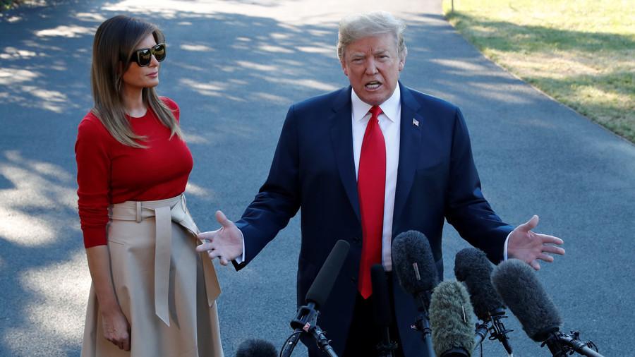 Trump describes Putin as 'competitor' ahead of Helsinki summit
