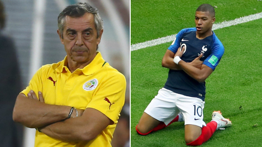 Mbappe is still too young' French legend Giresse reluctant to pin World Cup hopes on teenager