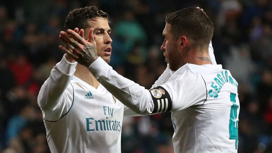 'It's been a pleasure, bicho!' Sergio Ramos leads tributes to outgoing Ronaldo