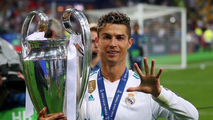 'Real Madrid takes the most out of you': Cristiano Ronaldo pens parting letter after Juventus move
