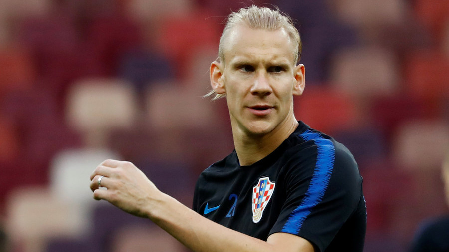 Ukraine Fa Offers To Pay Fine Of Croatian Coach Sent Home For Domagoj Vida Glory