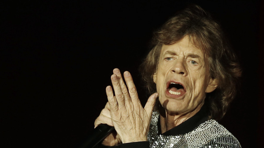Can't get no satisfaction? Internet reacts to grumpy-looking Mick Jagger spotted at France v Belgium