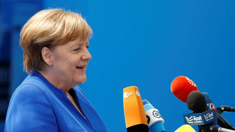 Merkel slams Trump's 'Russian captive' comment defends Berlin's 'independent policies