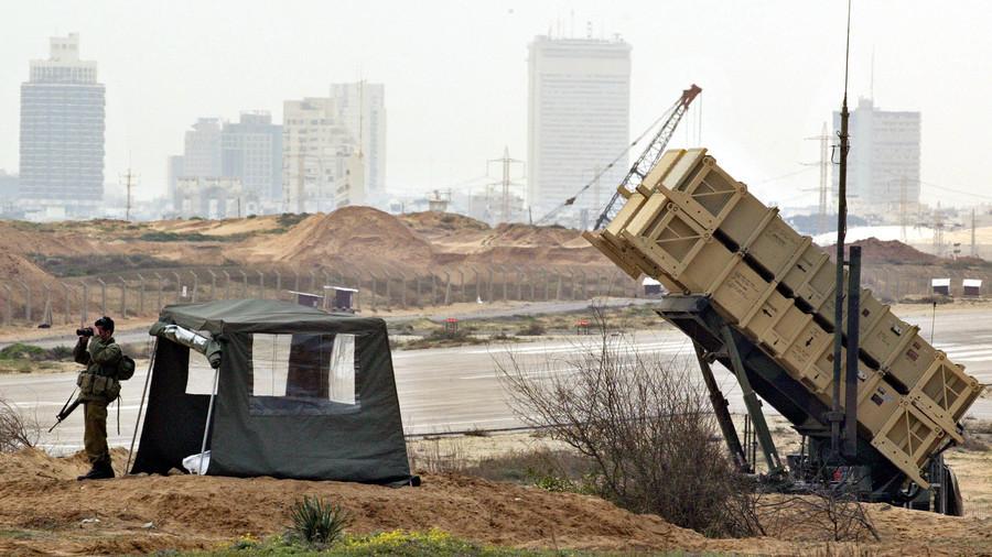Israeli Patriot missile intercepts drone from Syria – IDF