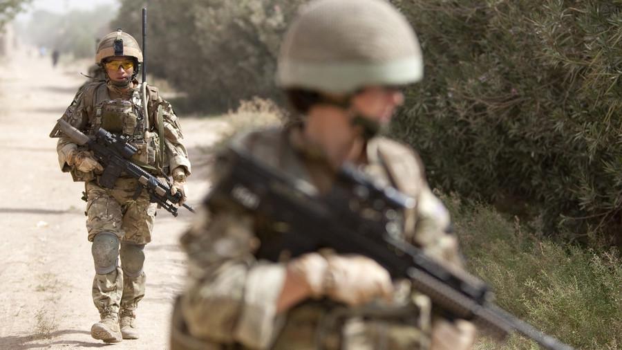 Trump calls in British reinforcements as America's longest war drags on