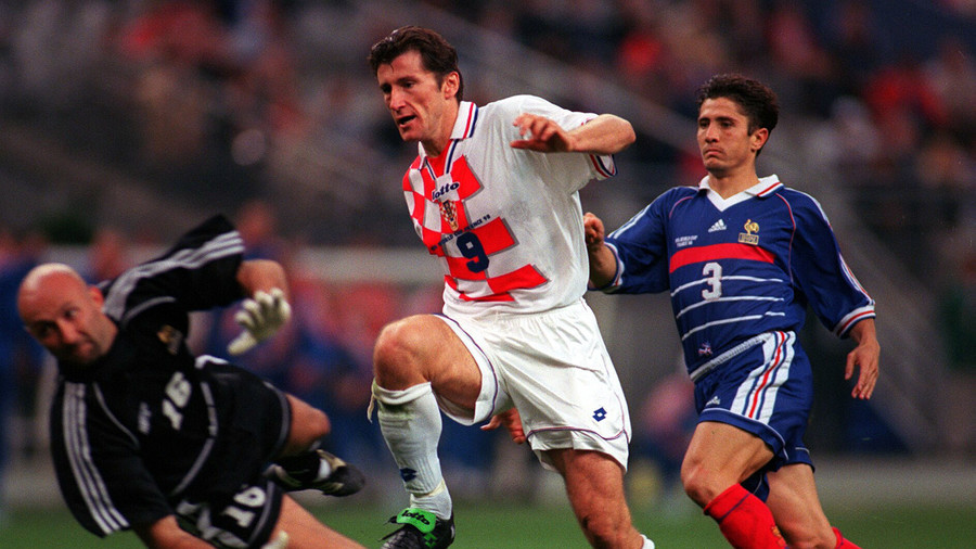 Croatia invites 1998 World Cup bronze winners to grudge match final against France in Moscow
