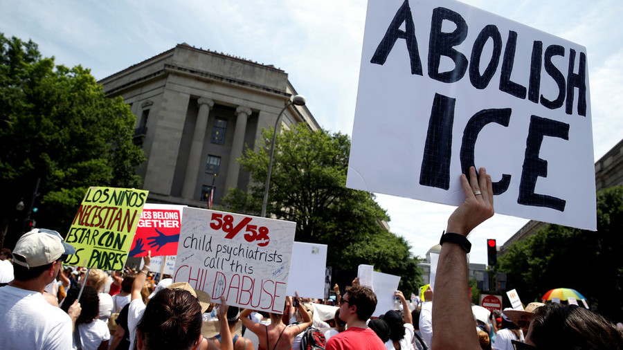 House Democrats introduce 'Abolish ICE' bill