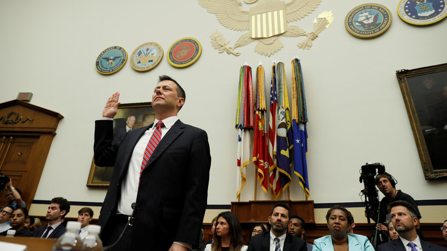 FBI's Strzok calls Congress hearing a 'victory for Putin,' denies anti-Trump bias