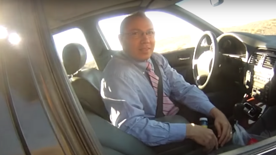 'This goes 140mph!' Arizona lawmaker brags to cop about speeding & his state immunity (VIDEO)