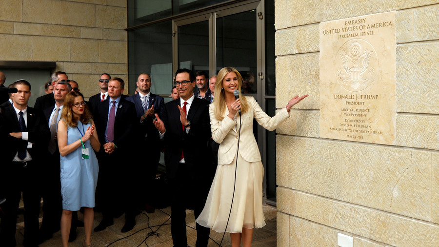 Trump's '$250,000' Jerusalem embassy will cost $21+ million to complete