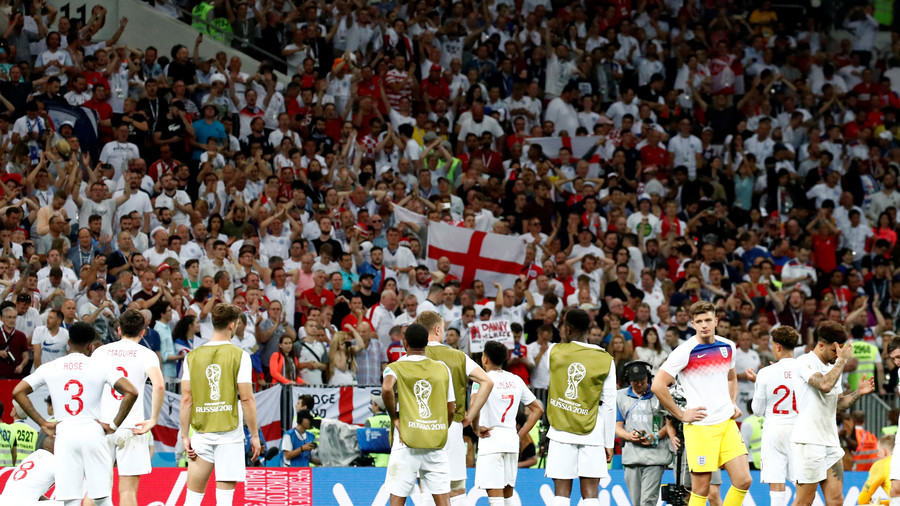 FIFA investigates England over 'possible discriminatory chants' by fans during World Cup semi-final