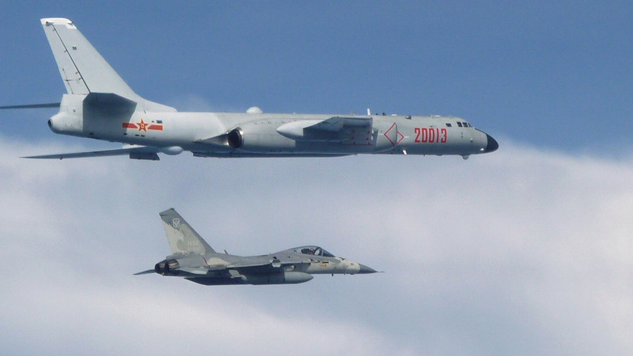 Beijing to send strategic bombers for 'real combat' practice during Int'l Army Games in Russia