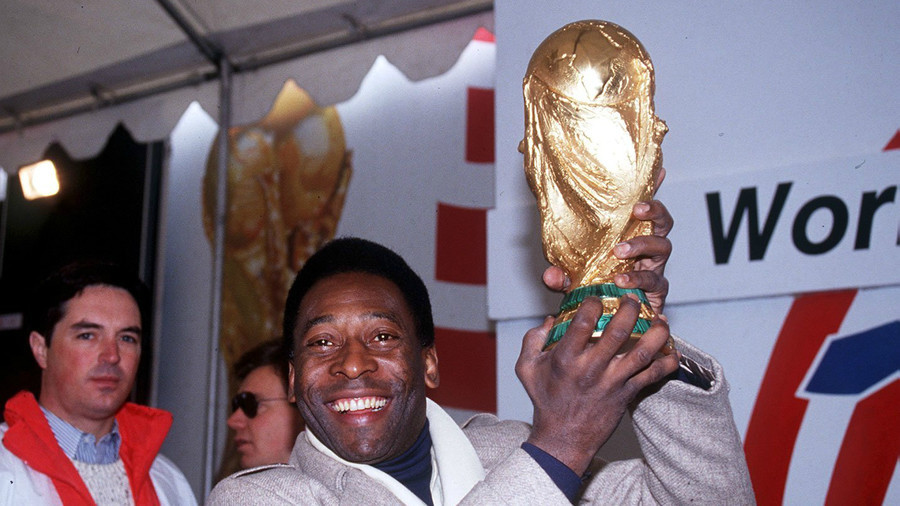 'It opened the door to the world for me': Pele, Suker, LeBeouf detail World Cup memories