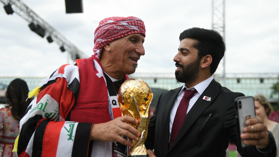 Qatar 2022 Local Organizing Committee impressed with Russia's World Cup