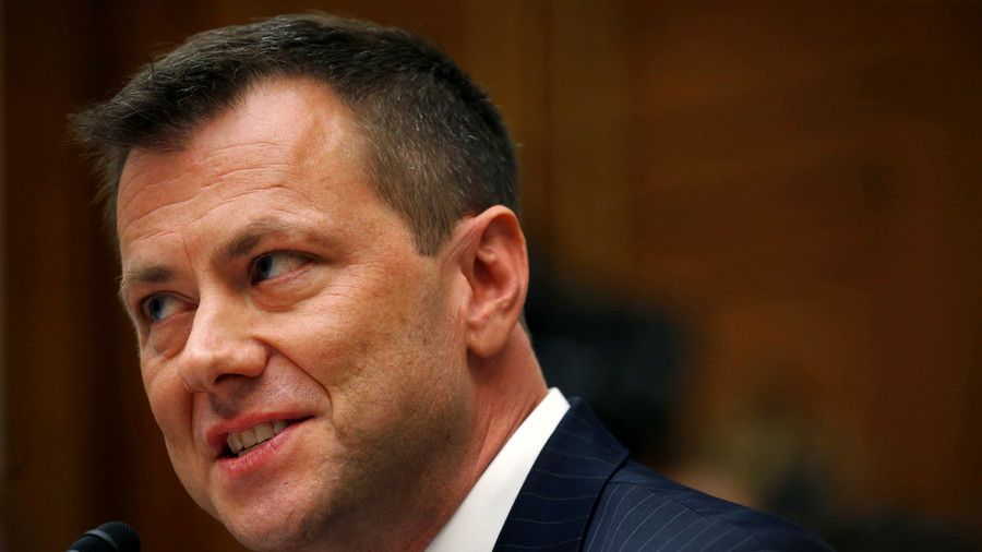 'Creepiest person in America': Peter Strzok's bizarre congressional testimony goes viral