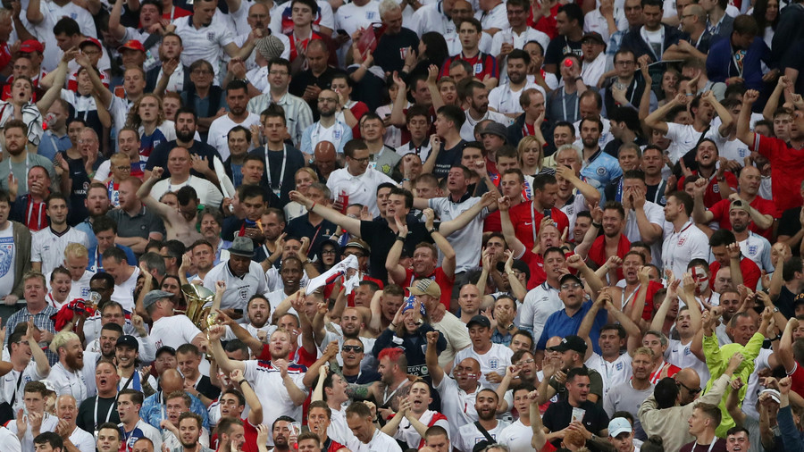 FIFA warns English FA over 'political chants' by fans during Croatia World Cup semi-final