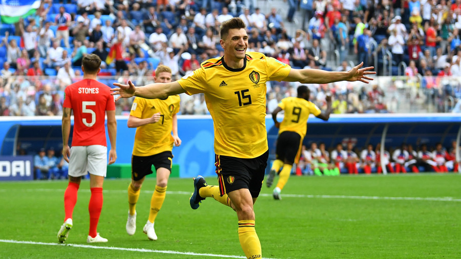 Belgium 2-0 England: Best-ever Belgians seal World Cup 3rd place with win over toothless Three Lions - RT