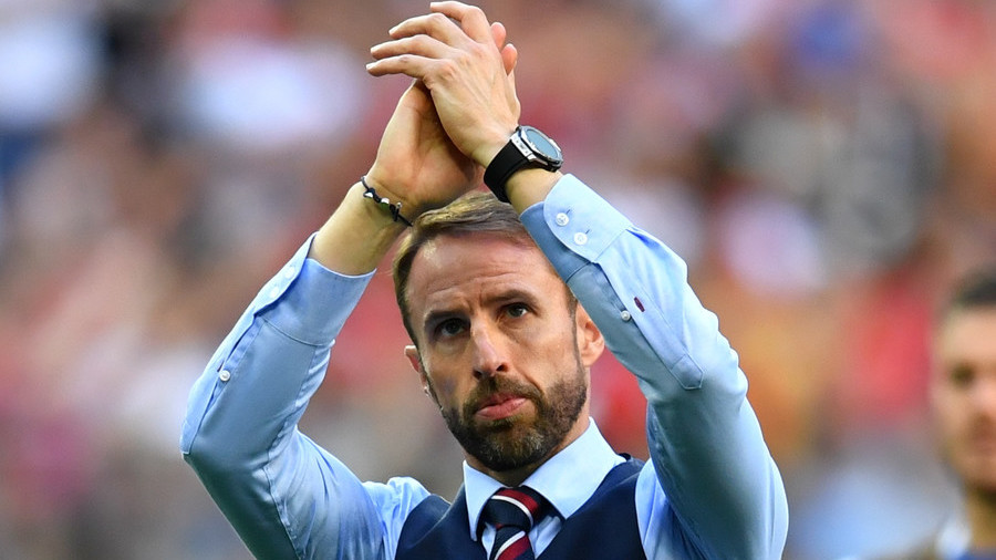 'Thank you for your warmth and sincerity': Manager Southgate to Russia as England bow out