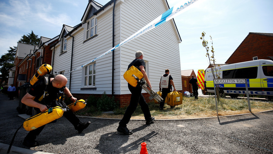 Leak at Porton Down lab may be behind UK nerve-agent poisonings – Russian embassy