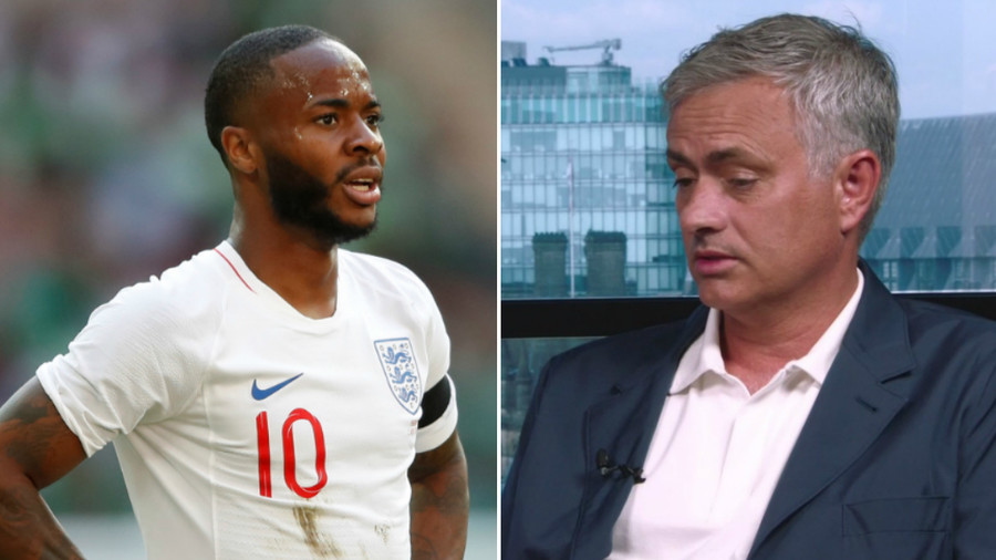 He did not have a good World Cup' – Mourinho blunt in Raheem Sterling assessment