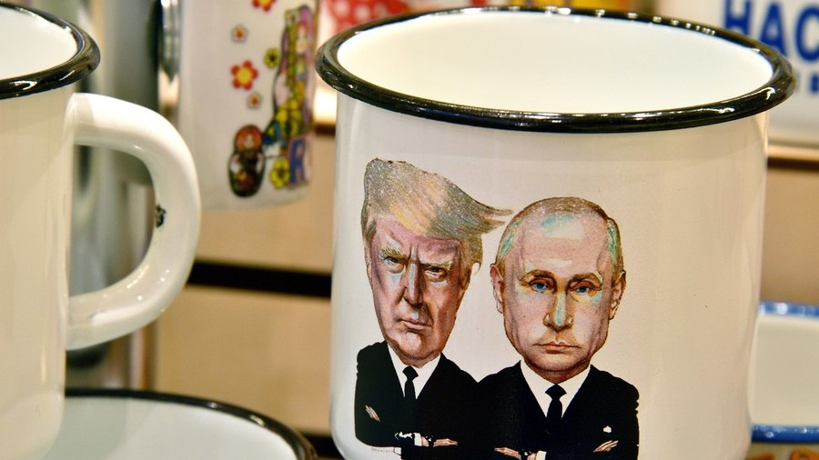 Two-hour Trump, Putin meeting in Helsinki ends on 'very good start'