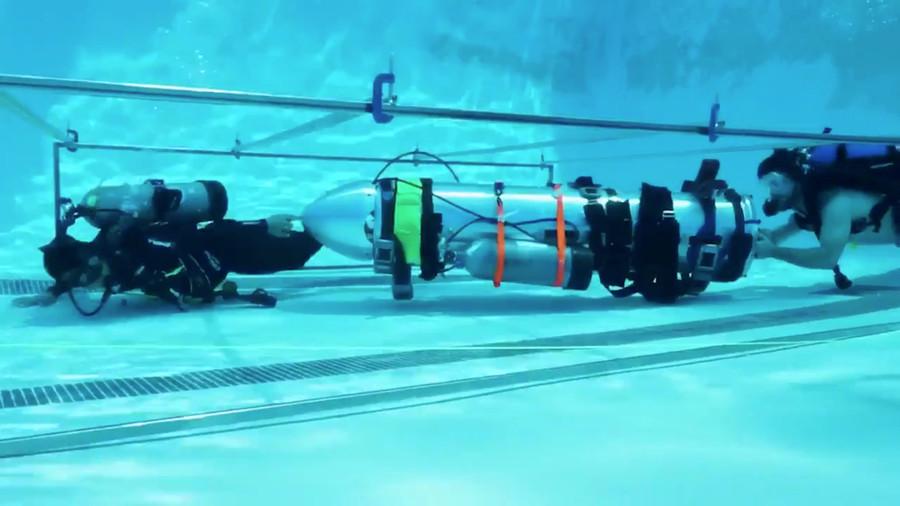 'Elon Musk can stick his submarine where it hurts': Thai cave rescuer slams 'PR stunt'