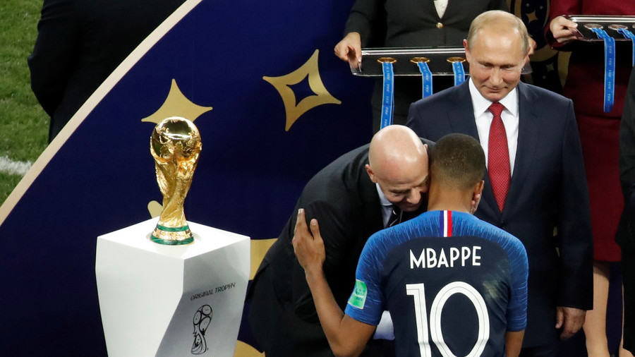 'The Mbappe era is upon us': Youthful France serve notice to football world with Russia success