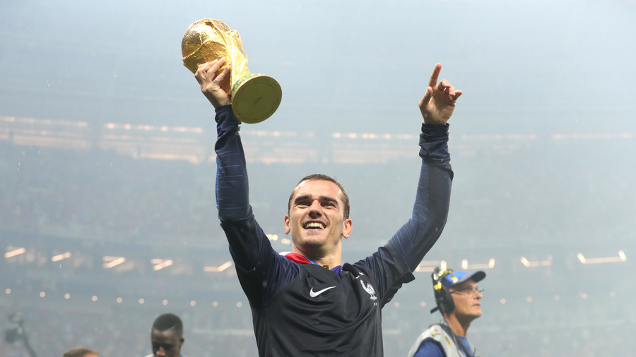 'Tonight we party, but Ballon d'Or is not in my hands': Man of the World Cup final Griezmann