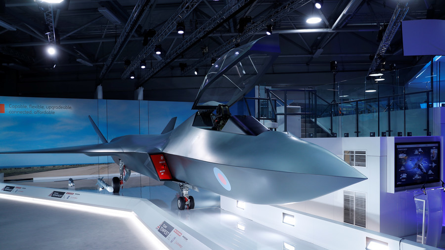 New Tempest fighter jet concept unveiled UK News