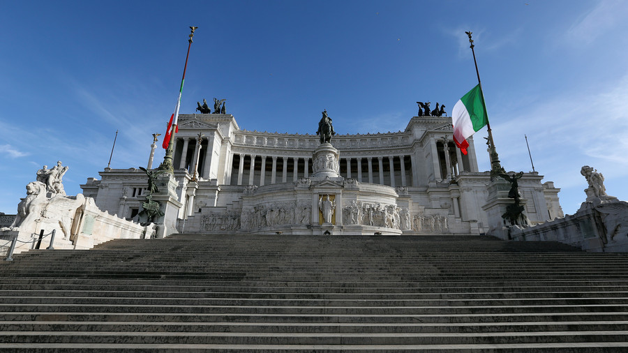 Italy may become 1st EU nation to support lifting of anti-Russia sanctions