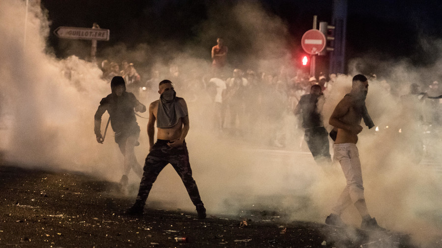 Two dead, more than 500 arrested in France as fans riot after World Cup win (PHOTOS/VIDEO)