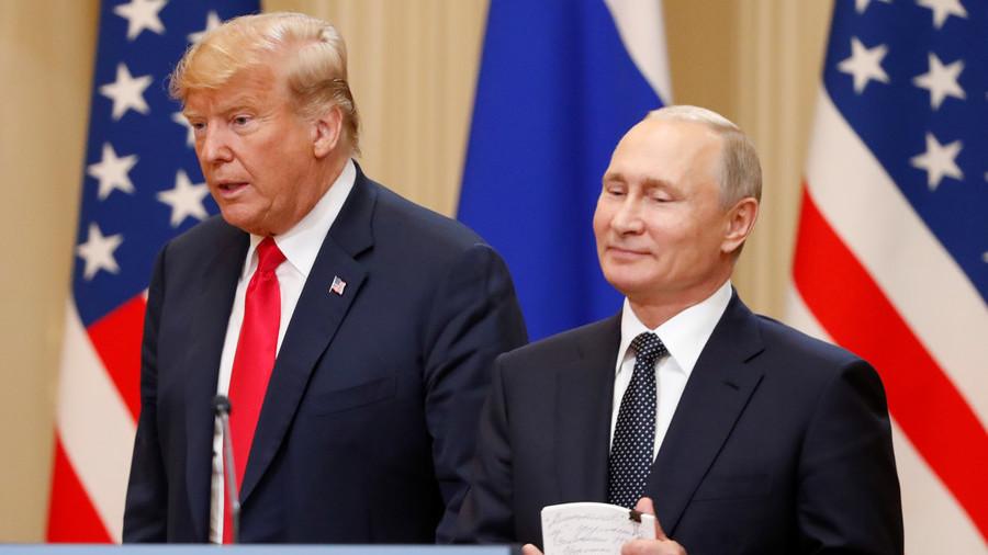 'Nothing short of treasonous': Democrats, Republicans dump on Trump after Putin meeting