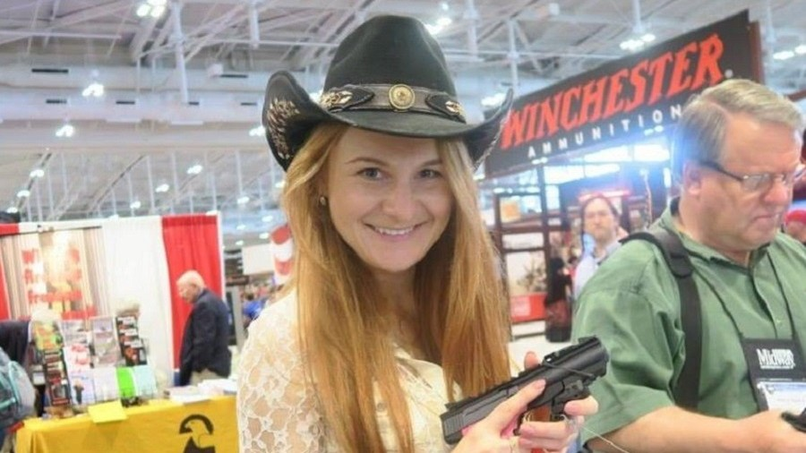 Russian gun activist arrested as 'foreign agent', lawyer calls it misuse of law