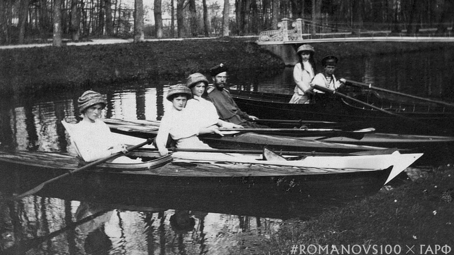 #Romanovs100 ends with VR animated music video 'Lullaby' about Tsarevich's dream (VIDEO)
