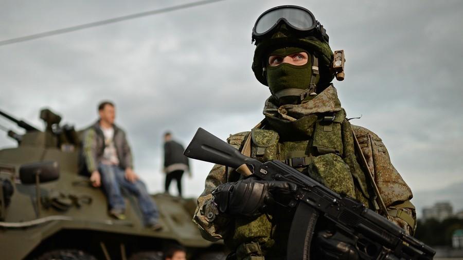 Russia creates 'chameleon' battle helmet, same tech can turn tanks 'invisible'