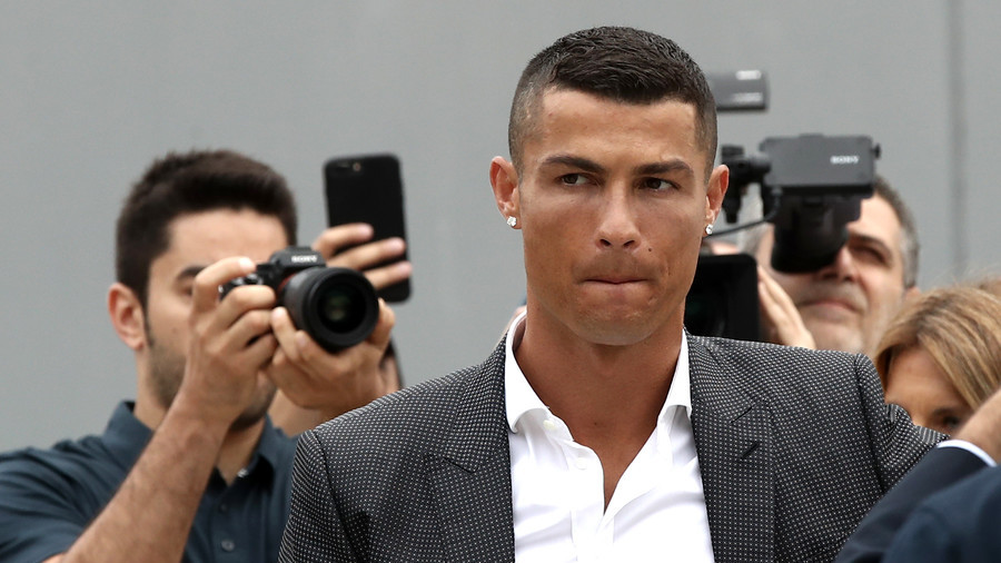 Madrid selling Ronaldo a 'historic error' - Calderon