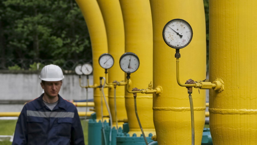 Russia & EU negotiate Ukraine gas transit as exports to Europe reach seasonal high