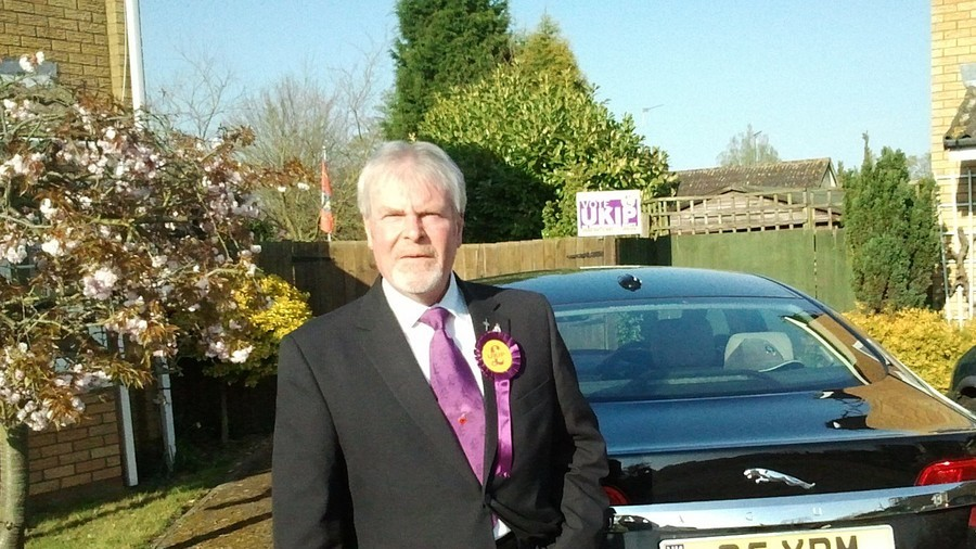 Ex-UKIP councillor murdered wife after row about affair with son's partner