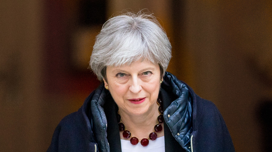 'It's appalling': Tory rebels threatened with election if they oppose Theresa May's Brexit plan