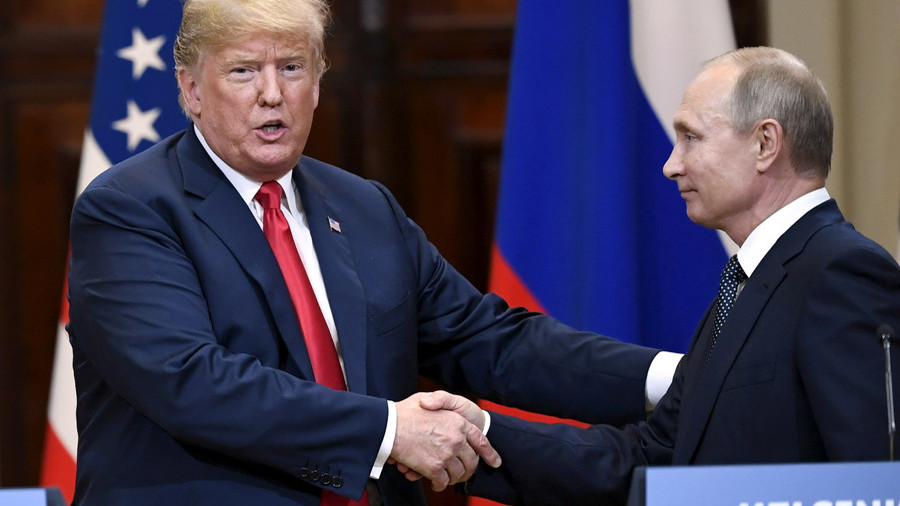 'Important verbal agreements' made at Trump-Putin summit – Russian ambassador to US